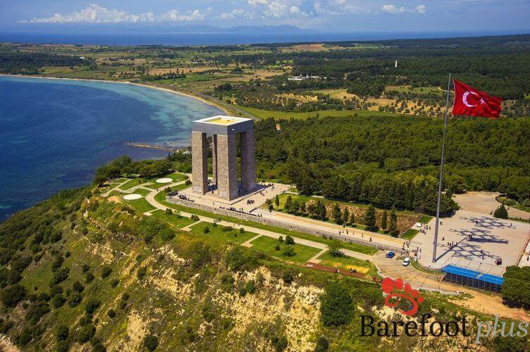 Gallipoli Day Tourbarefoot Travel Turkey Tours