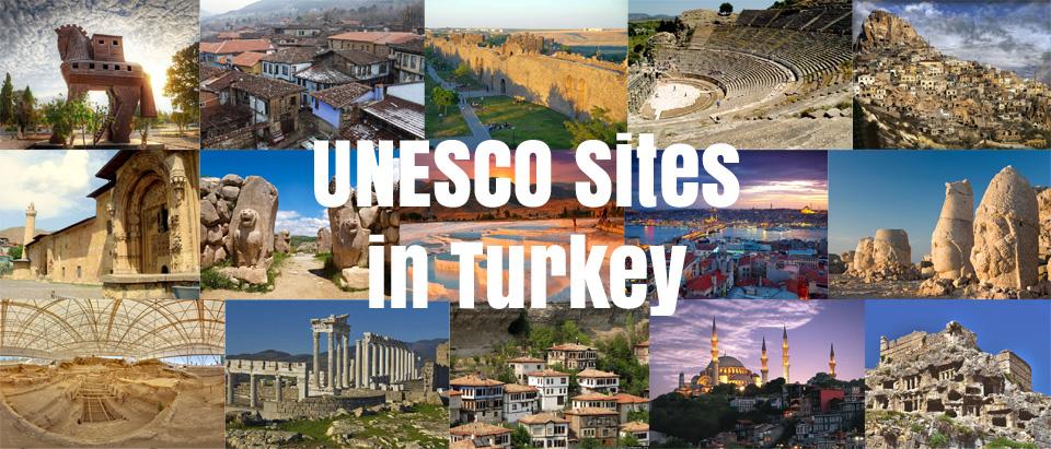 UNESCO World Heritage SitesBarefoot Travel Turkey Tours Barefoot Travel
