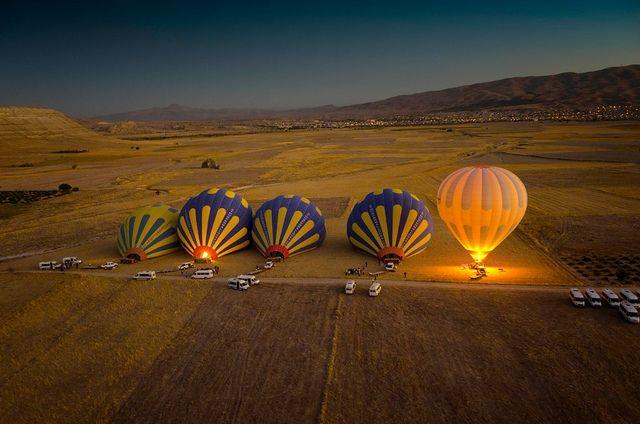 Budget Cappadocia Balloon Tour